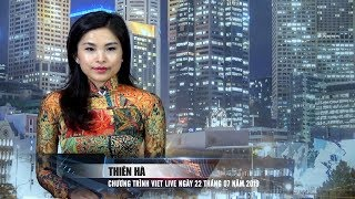 VIETLIVE TV ngày 22 07 2019