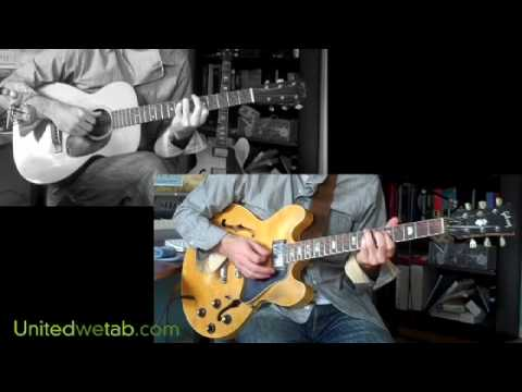 John Mayer - Your Body Is A Wonderland Guitar Cover