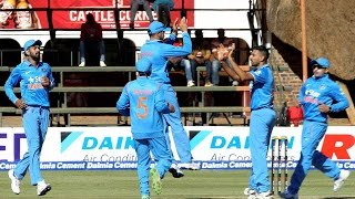 India Vs Zimbabwe 3rd odi in Harare : Faiz Fazal makes his debut | वनइंडिया हिन्दी