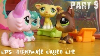 LPS: Nightmare Called Life - Part 9 [Jealousy]