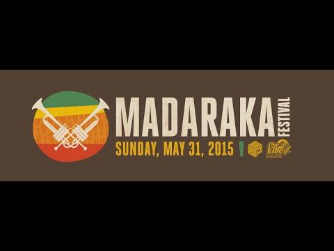 Official Naomi Wachira Live - Madaraka Festival 2014