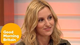 Laura Carmichael On Life After Downton Abbey | Good Morning Britain
