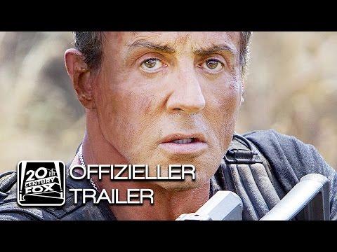The Expendables 3 | Offizieller Trailer #1 | Deutsch HD