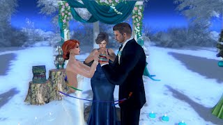 The Wedding of Imon and Luke Evans Second Life