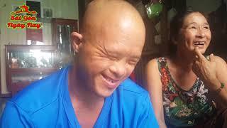 Trao quà cho cô Dung Trà Vinh 1 mình nuôi chồng 2 con bệnh hiểm nghèo