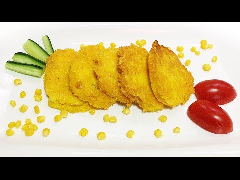 Кукурузные лепёшки с сыром