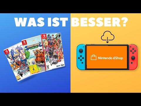 RETAIL VS DIGITAL | Wie sollte man Spiele kaufen?