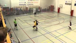 Sievi Futsal - Mad Max 21.12.2014