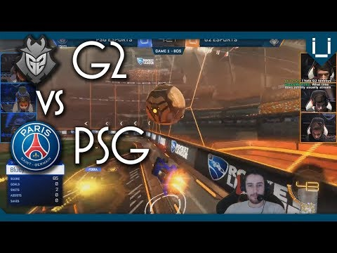 G2 vs PSG Review with Doomsee   RLCS S4 LAN Lower Round 3
