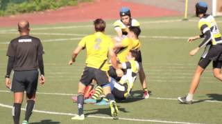 ISKL Varsity Men's Rugby 2015 - 2016