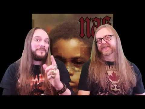 Nas – N.Y. State of Mind (A METALHEAD REACTION TO HIP HOP)
