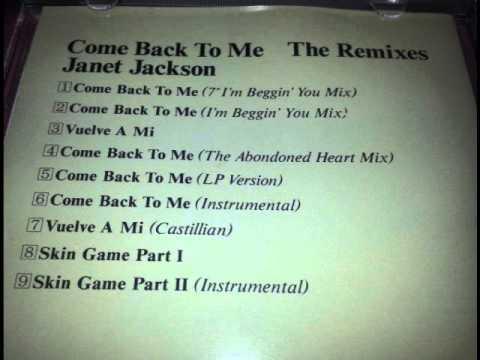 Janet Jackson - Skin Game