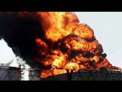 3 killed in fire at oil storage facility near Surat