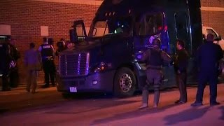 Baltimore Body Found In Semi Cab A Few Hundred Feet From Burned Out Baltimore CVS