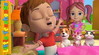 Are You Sleeping Brother John | Kindergarten Nursery Rhymes for Children by Little Treehouse