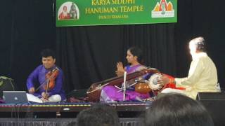 Kumaresh violin With Jayanthi On Veenai