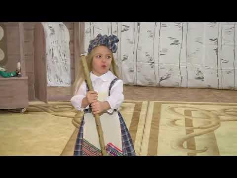 """Детская сказка """"Гуси-Лебеди"""" (Видео для развития детей)"""
