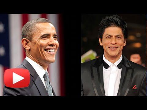 Shahrukh Khan And Obama's Special Connection   Dilwale Dulhaniya Le Jayenge