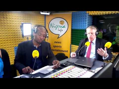 HARD FACTS - Guest: Peter Limbourg (DG Deutsche Welle) | Nigeria Info FM