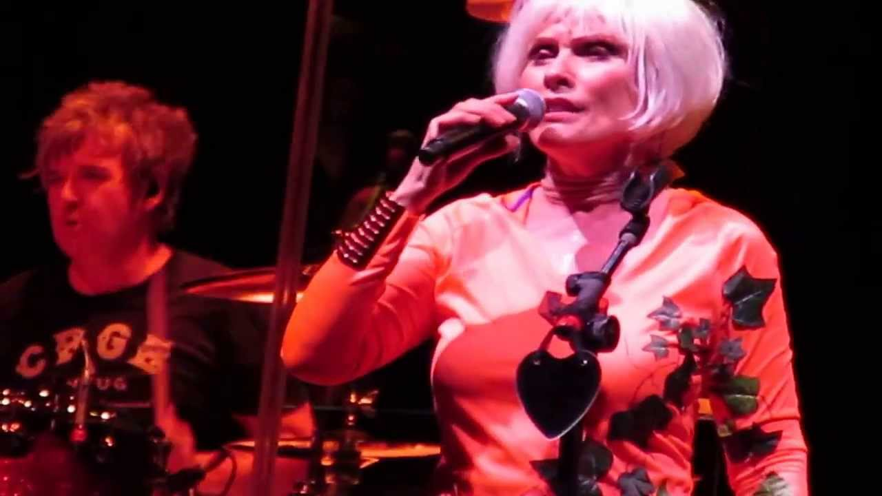 Blondie live 2013