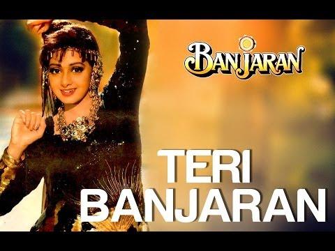 Teri Banjaran - Banjaran | Rishi Kapoor & Sridevi | Alka Yagnik...