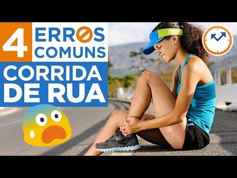 ? CORRIDA DE RUA: 4 ERROS COMUNS QUE VOCÊ NÃO DEVE COMETER ?  | Saúde na Rotina