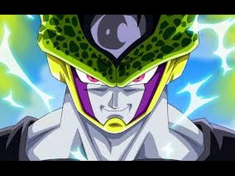 Dragon Ball Z Abridged Cell Funny Moments (Part 4)