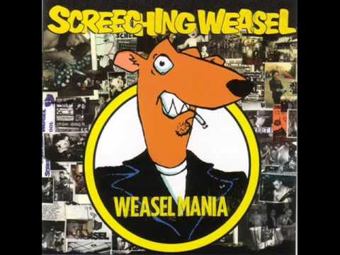 Screeching Weasel - Wehate