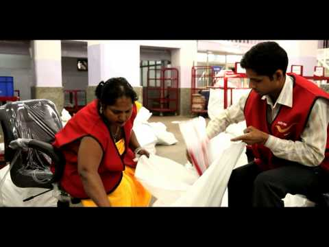 E Commerce Parcel Processing Centre Delhi Circle