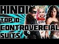 Top 10 Controversial superhero costumes Hindi - PJ Explained