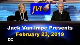 Jack Van Impe Presents -- February 23, 2019