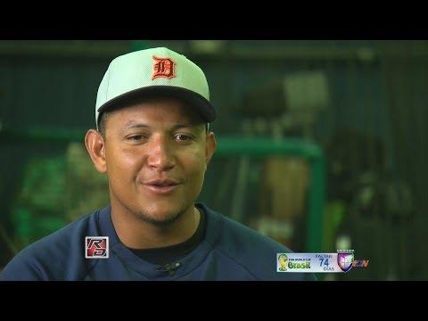 ¡Miguel Cabrera admitió que tiene doble personalidad!