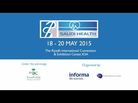 Largest healthcare exhibition in Saudi Arabia