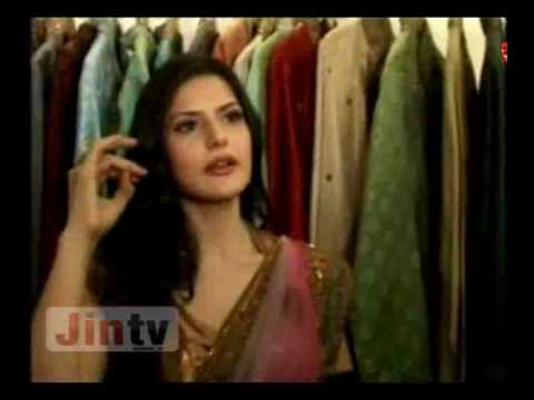 Hot And sexy Zarine Khan At LIBAS Riyaz Gangji Store Launch