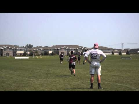 Stevens Ultimate at DIII Nationals 2012