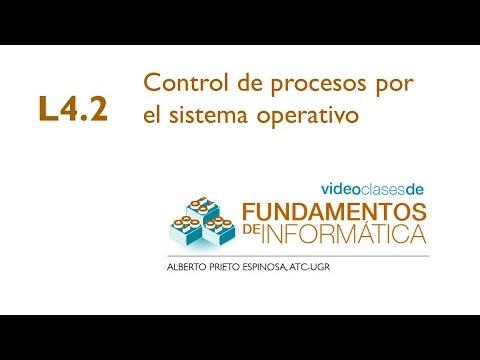 L4 2 Gestion del procesador por el sistema operativo.