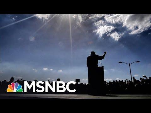 DNC To Offer Bernie Sanders Platform Input: Washington Post | Rachel Maddow | MSNBC