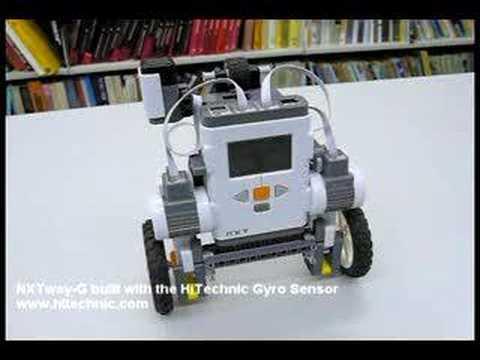 LEGO Mindstorms NXTway-G Balancing Robot