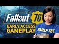 Fallout 76 Early Access Gameplay Overview 4K On Xbox One X mp3