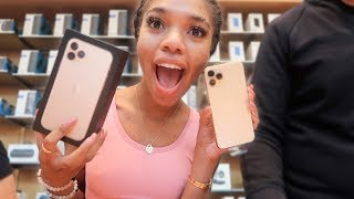 UNBOXING NEW IPHONE 11 PRO!