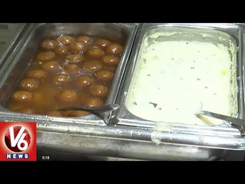 Royal Reve Hotel's Food Festival Attracts Hyderabad City People | V6 News