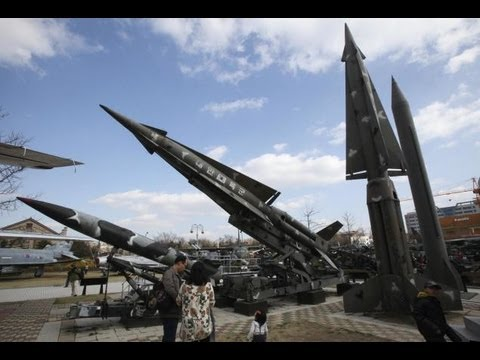 Build upto WW3 North Korea WARNS Foreigners to LEAVE S Korea n JAPAN Deploys MISSILES in TOKYO