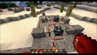 Minecraft, Minigun (5 per second) (5 pro Sekunde)