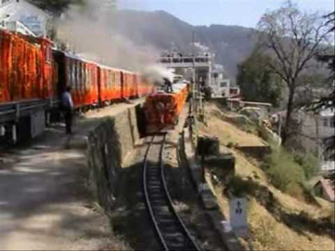 Indian Railway's hill trains