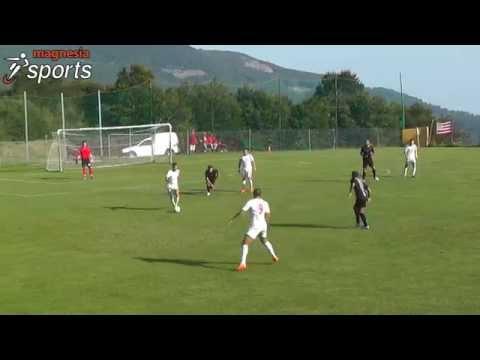 Ολυμπιακός Βόλου - Τριγλία Ραφήνας 0-0
