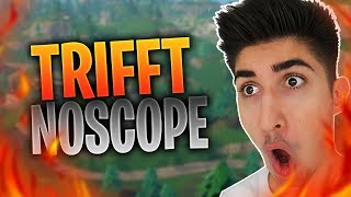 STEELBREE trifft NOSCOPE | PAPAPLATTE schreit rum | Fortnite Highlights Deutsch
