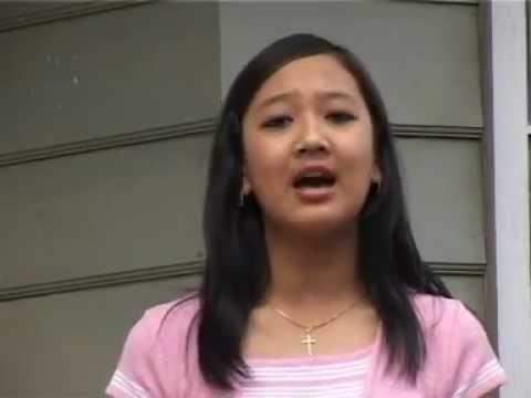 Bethsy Lalrinsangi - Jisu Chwngno Mwthangnai (kokborok Gospel Video) video