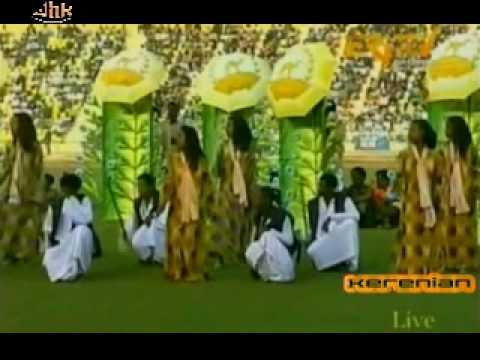 "Eritrea - Tigre song ""enmadedu lakera"" -  من قرورا اسك رأس دميرا"