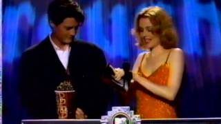 MTV Movie Awards with Kyle MacLachlan, Penelope Ann Miller, Alicia Silverstone (1994)