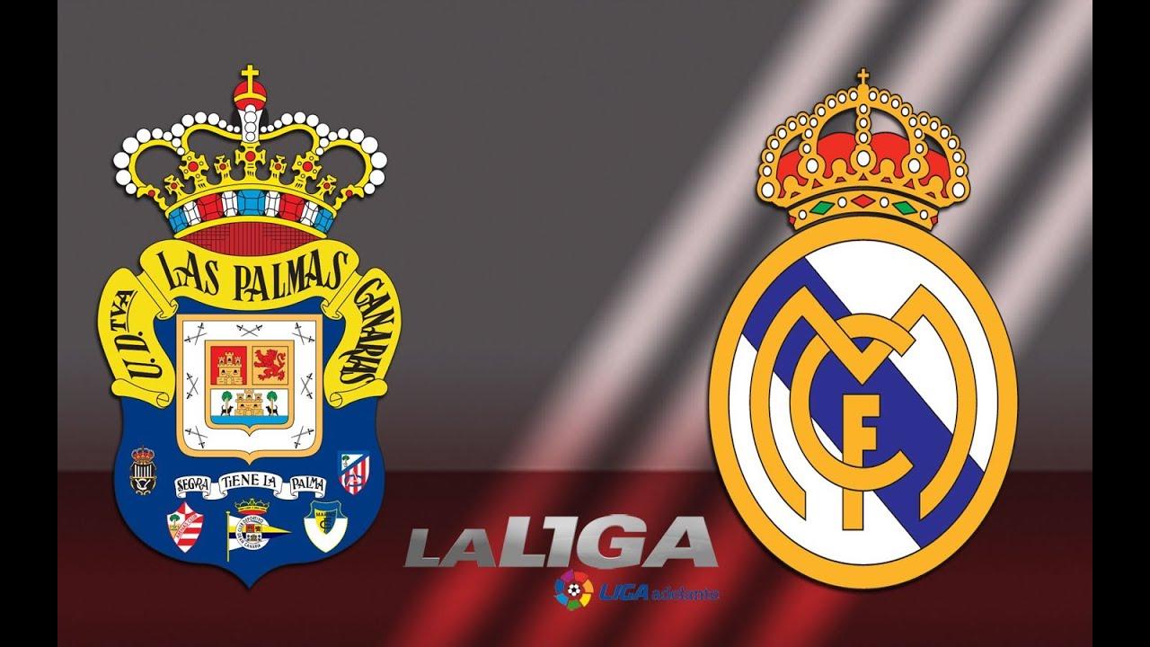 Las Palmas vs Real Madrid